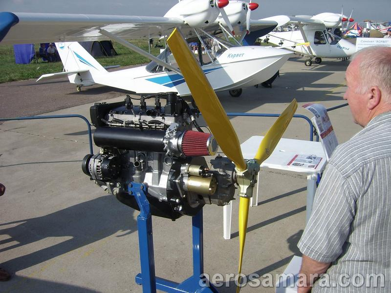 Самодельный самолет двигатель